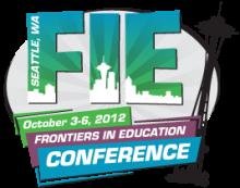 FIE 2012 Logo